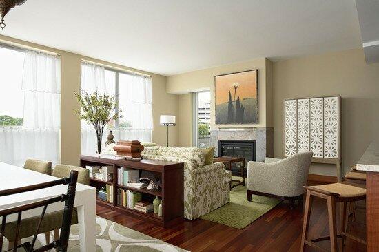 Дизайн совмещенной кухни с гостиной на 30 квадратах фото