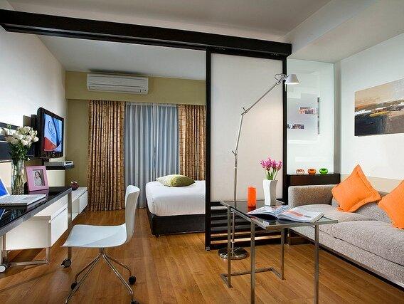 Дизайн спальни гостиной в хрущевке
