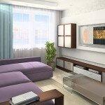 Дизайн гостиной хрущевки, современные идеи и фото