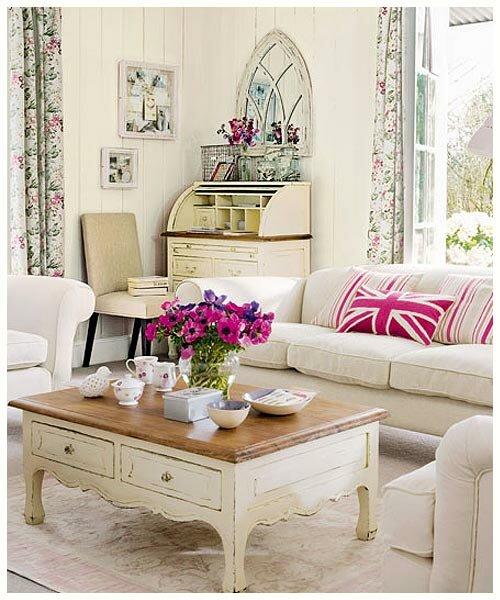 Красивая мебель прованс