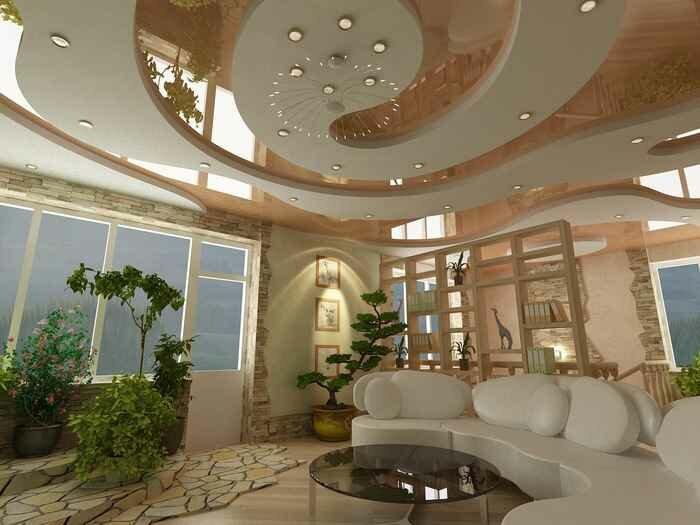 Красивые квартиры интерьеры