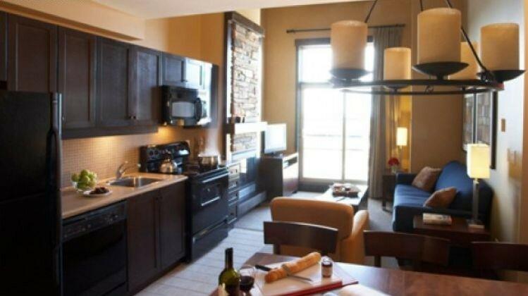 Кухня гостиная на 20 квадратах
