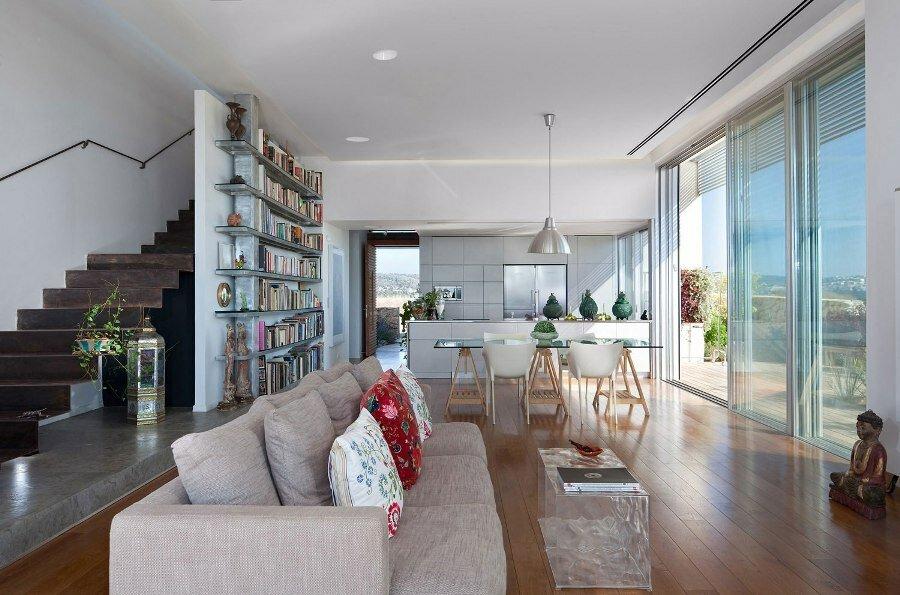 Кухня столовая гостиная на 30 квадратах фото дизайн