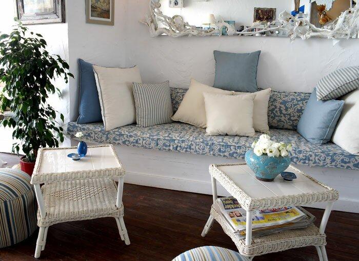 Мебель для гостиной прованс
