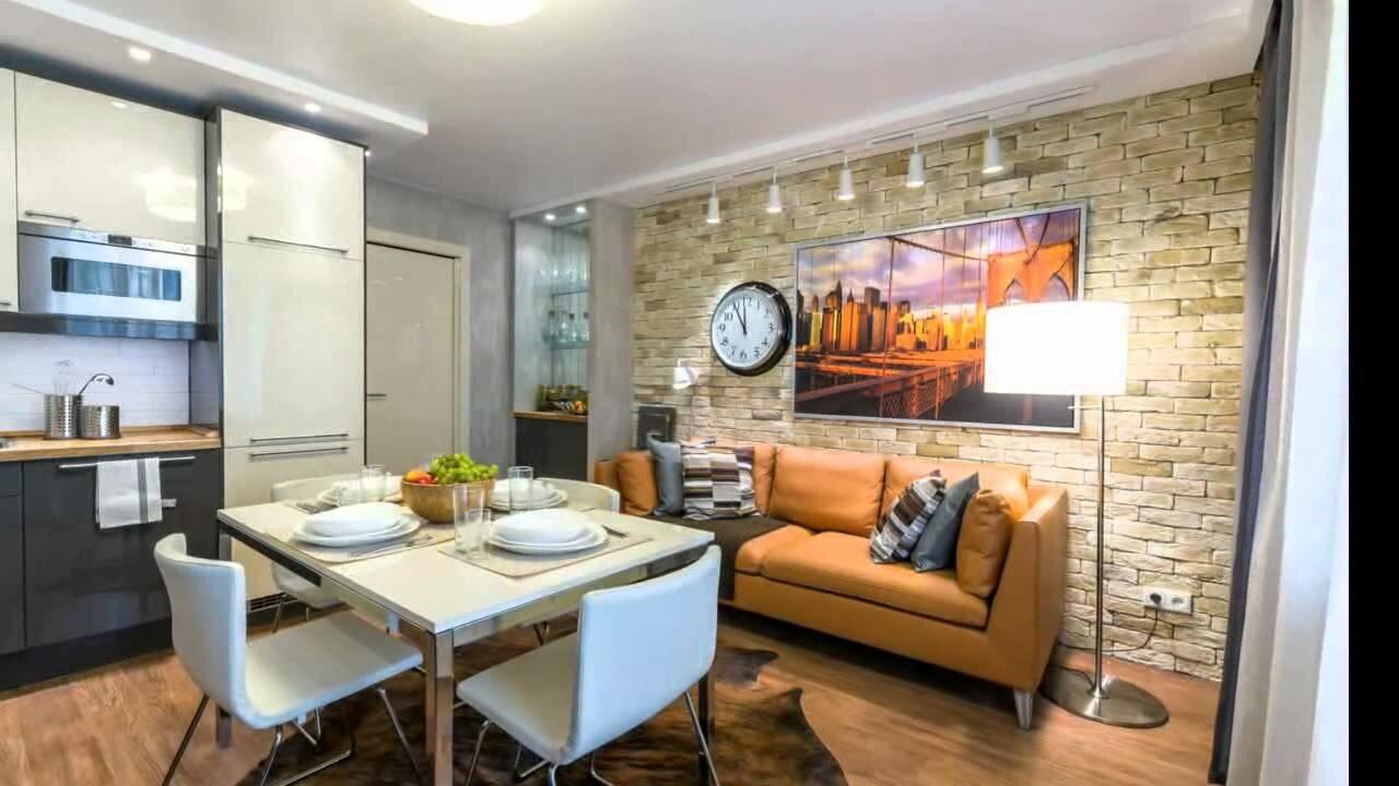 Кухня с диваном 20 кв м дизайн