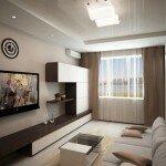 Дизайн гостиной 15 кв метров