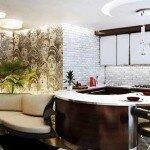 Дизайн кухни гостиной, фото и рекомендации