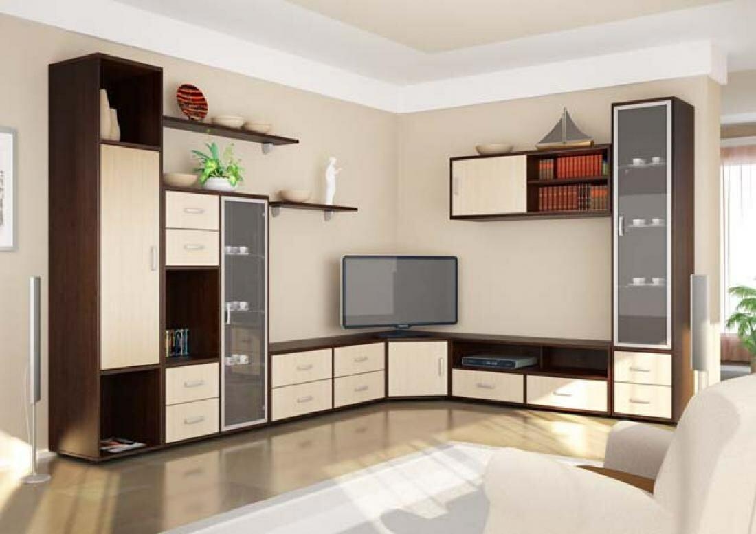 Угловая Мебель Для Гостиных