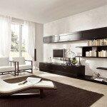 Современный дизайн гостиной, фото идей 2016 года