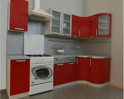 Компактная готовая кухня