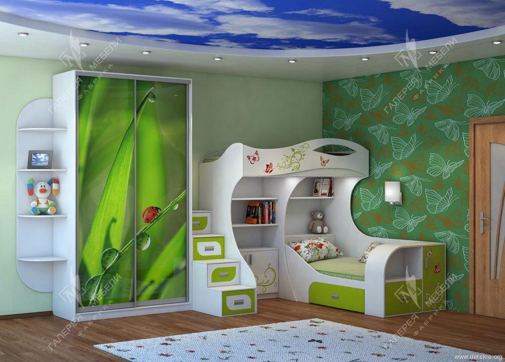 Стенки для детской комнаты для мальчика дизайн
