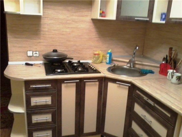 Фото ремонта кухонь своими руками