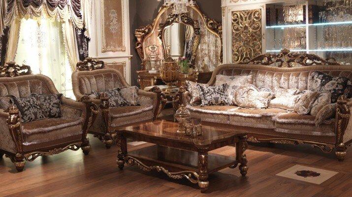Богатая итальянская мебель