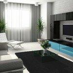 Интерьер в гостиной, ошибки и их решение
