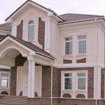 Ключевые виды фасадного декора