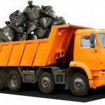 Грамотное удаление строительного мусора