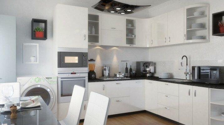 Кухня-визуализация