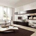 Современный дизайн гостиной, фото